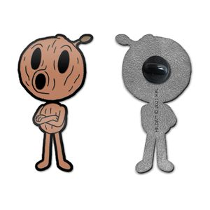 [Hilda: Enamel Pin Badge: Wood Man (Product Image)]