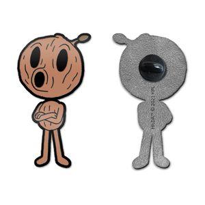 [Hilda: Enamel Pin Badge: Wood Man (Product Image)]