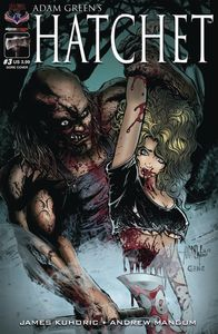 [Hatchet #3 (Cover C Mangum Cut In Two) (Product Image)]