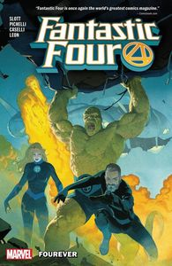 [Fantastic Four: Volume 1: Fourever (Product Image)]