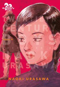 [20th Century Boys: Volume 10: Perfect Edition Urasawa (Product Image)]