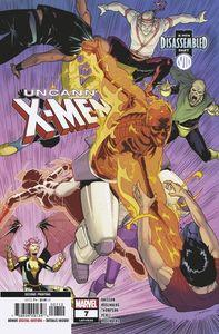 [Uncanny X-Men #7 (2nd Printing Perez Variant) (Product Image)]