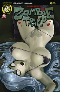 [Zombie Tramp: Ongoing #73 (Cover C Mccomb) (Product Image)]