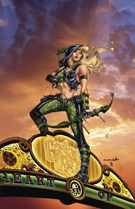 [Robyn Hood: The Curse #4 (Cover A Davila) (Product Image)]