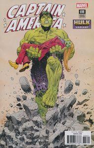 [Captain America #698 (Evely Hulk Variant) (Legacy) (Product Image)]