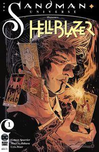 [Sandman Universe Special: Hellblazer #1 (Product Image)]