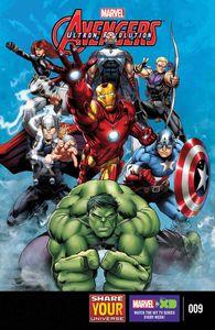 [Marvel Universe: Avengers: Ultron Revolution #9 (Product Image)]