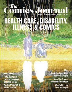 [Comics Journal #305 (Product Image)]