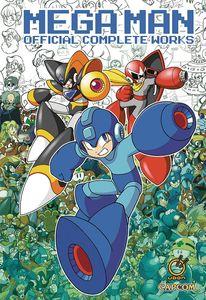 [Mega Man: Official Complete Works (Hardcover) (Product Image)]