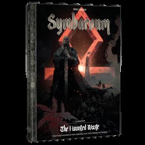 [Symbaroum: Alberetor: The Haunted Waste (Product Image)]