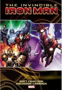 [Invincible Iron Man: Volume 2 (Hardcover) (Product Image)]