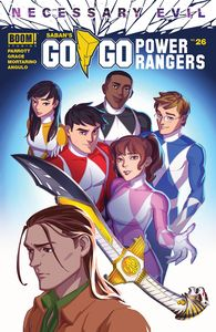 [Go Go Power Rangers #26 (Cover A Main Jlou) (Product Image)]