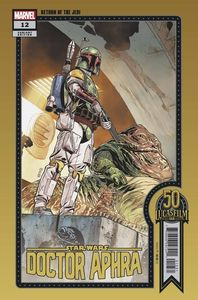 [Star Wars: Doctor Aphra #12 (Sprouse Lucasfilm 50th Variant Wobh) (Product Image)]