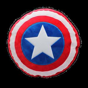 [Marvel: Captain America Shield Cushion (Product Image)]