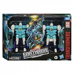 [Transformers: Earthrise War For Cybertron: Action Figure Twin Pack: Wingspan & Pounce (Product Image)]