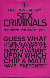 [Sex Criminals #11 (Product Image)]