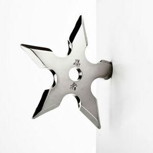 [Ninja Star Coat Hook (Product Image)]