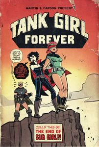 [Tank Girl #7 (Cover A Parson) (Product Image)]