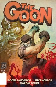 [Goon #11 (Cover A Powell) (Product Image)]