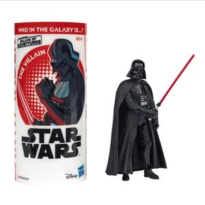 [Star Wars: Galaxy Of Adventures: Action Figure: Darth Vader (Product Image)]