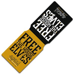 [Harry Potter: Travel Pass Holder: S.P.E.W. (Product Image)]