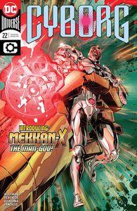 [Cyborg #22 (Product Image)]