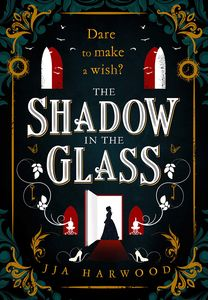[The Shadow In The Glass (Signed Hardcover) (Product Image)]