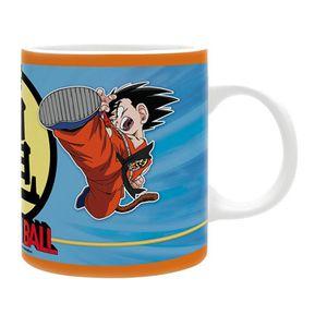 [Dragon Ball: Mug: Goku & Krilin (Product Image)]