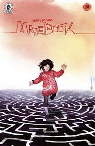 [Mazebook #2 (Cover B Nguyen) (Product Image)]