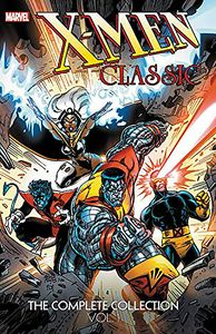 [X-Men Classic: Complete Collection: Volume 1 (Product Image)]