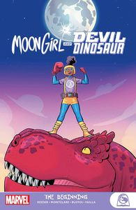 [Moongirl & Devil Dinosaur: The Beginning (Product Image)]
