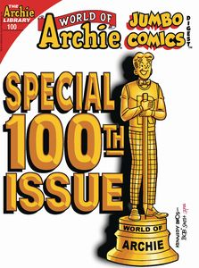 [World Of Archie: Jumbo Comics Digest #100 (Product Image)]