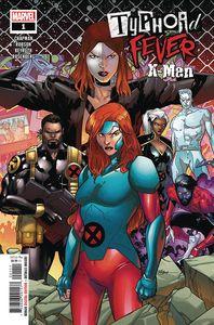 [Typhoid Fever: X-Men #1 (Product Image)]