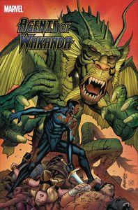[Black Panther & Agents Of Wakanda #8 (Product Image)]
