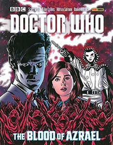 [Doctor Who: The Eleventh Doctor: DWM: Volume 4: The Blood Of Azrael (Product Image)]