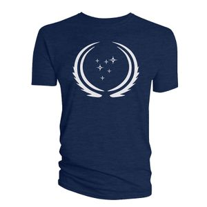 [Star Trek: Discovery: T-Shirt: 32nd Century Federation Logo (Product Image)]