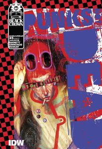 [Punk's Not Dead #5 (Cover A Simmonds) (Product Image)]