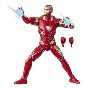 [Avengers: Infinity War: Marvel Legends Action Figure: Iron Man (Product Image)]