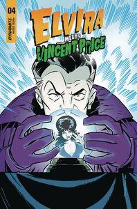 [Elvira Meets Vincent Price #4 (Cover C Marques & Bone) (Product Image)]