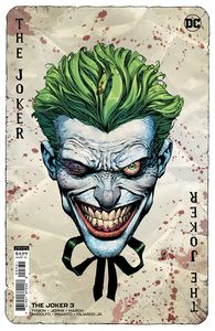 [Joker #3 (Cover B David Finch Variant) (Product Image)]