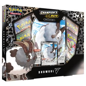 [Pokemon: Trading Card Game: Champions Path: Dubwool V Collection Box (Product Image)]