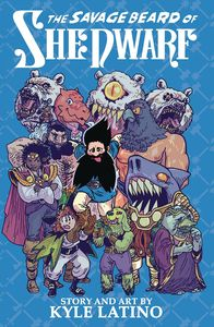 [The Savage Beard Of She Dwarf (Product Image)]