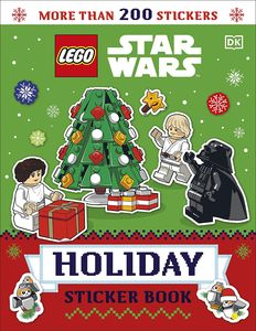 [LEGO: Star Wars: Holiday Sticker Book (Product Image)]