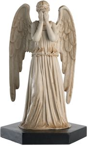 [Doctor Who Figurine Collection #176: Weeping Angel (Covered Face) (Product Image)]