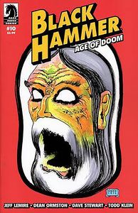 [Black Hammer: Age Of Doom #10 (Cover B Fiffe) (Product Image)]