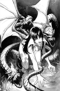 [Vengeance Of Vampirella #17 (Premium Segovia Variant) (Product Image)]