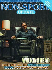 [Non Sport Update: Volume 25 #1 (Walking Dead Cover) (Product Image)]