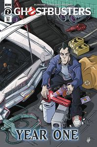 [Ghostbusters: Year One #2 (Lattie Variant) (Product Image)]
