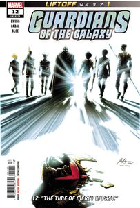 [Guardians Of The Galaxy #12 (Product Image)]