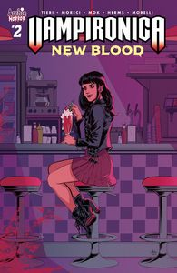 [Vampironica: New Blood #2 (Cover A Mok) (Product Image)]